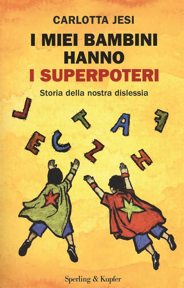 170526 COVER I Miei Bambini Hanno I Superpoteri