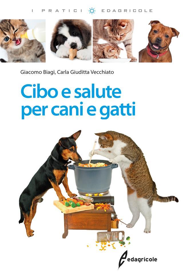 Cibo E Salute Per Cani E Gatti Copertina Alta Risoluzione