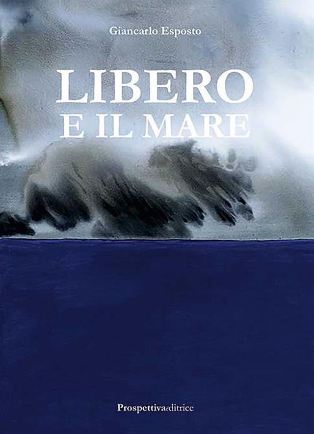 170513 Cover LIBERO E IL MARE