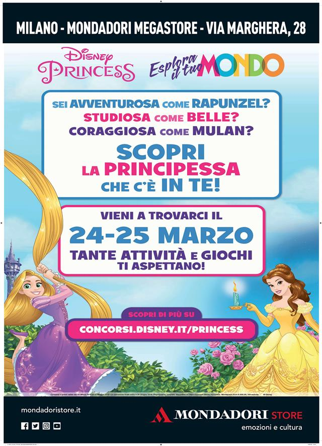 2 50X70 Evento Princess Mondadori MARGHERA MI Copia