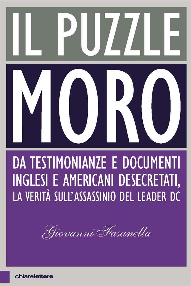 IL PUZZLE MORO Cover