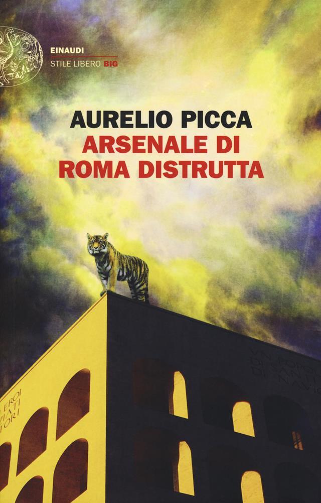 Aurelio Picca Cover