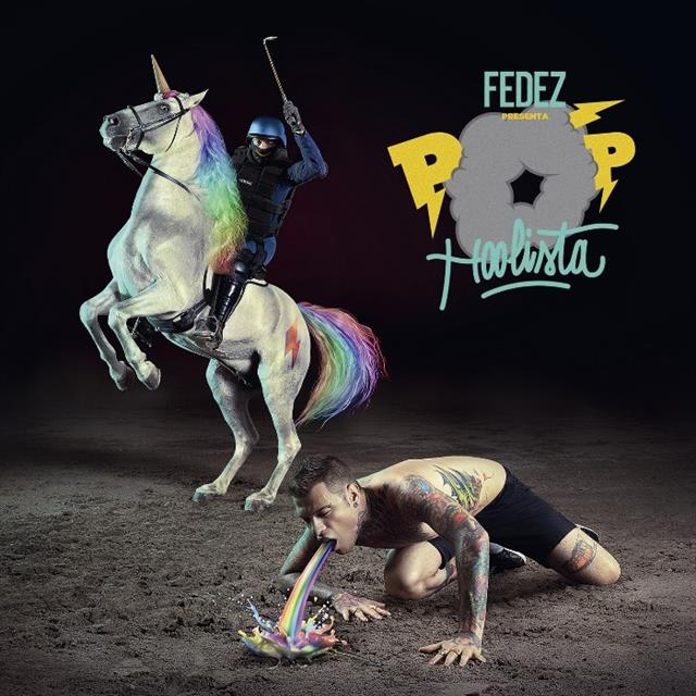 COVER FEDEZ POP HOOLISTA