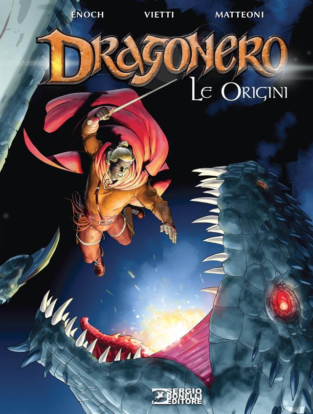 Dragonero Cover Per Mondadori