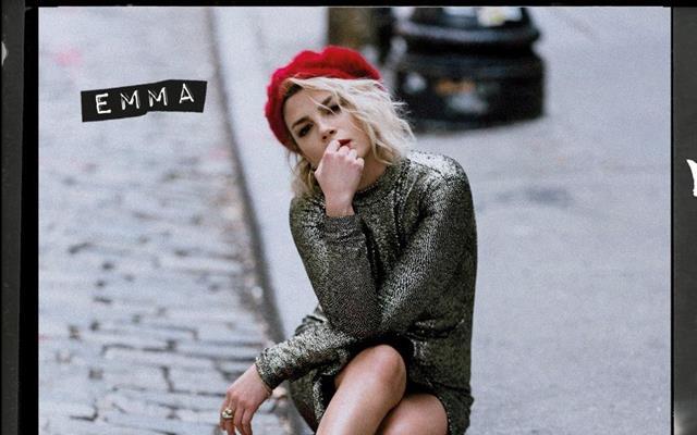 EMMA Cover ESSERE QUI B 3