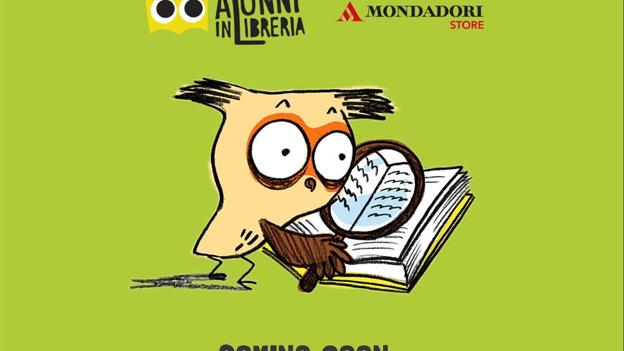 Alunni In Libreria Coming Soon