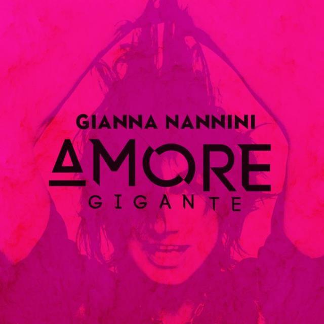 Cover Amore Gigante Nannini