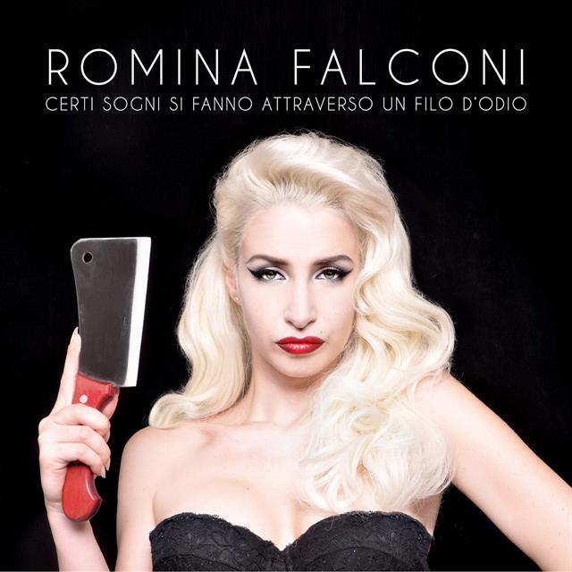 Romina Album Cover