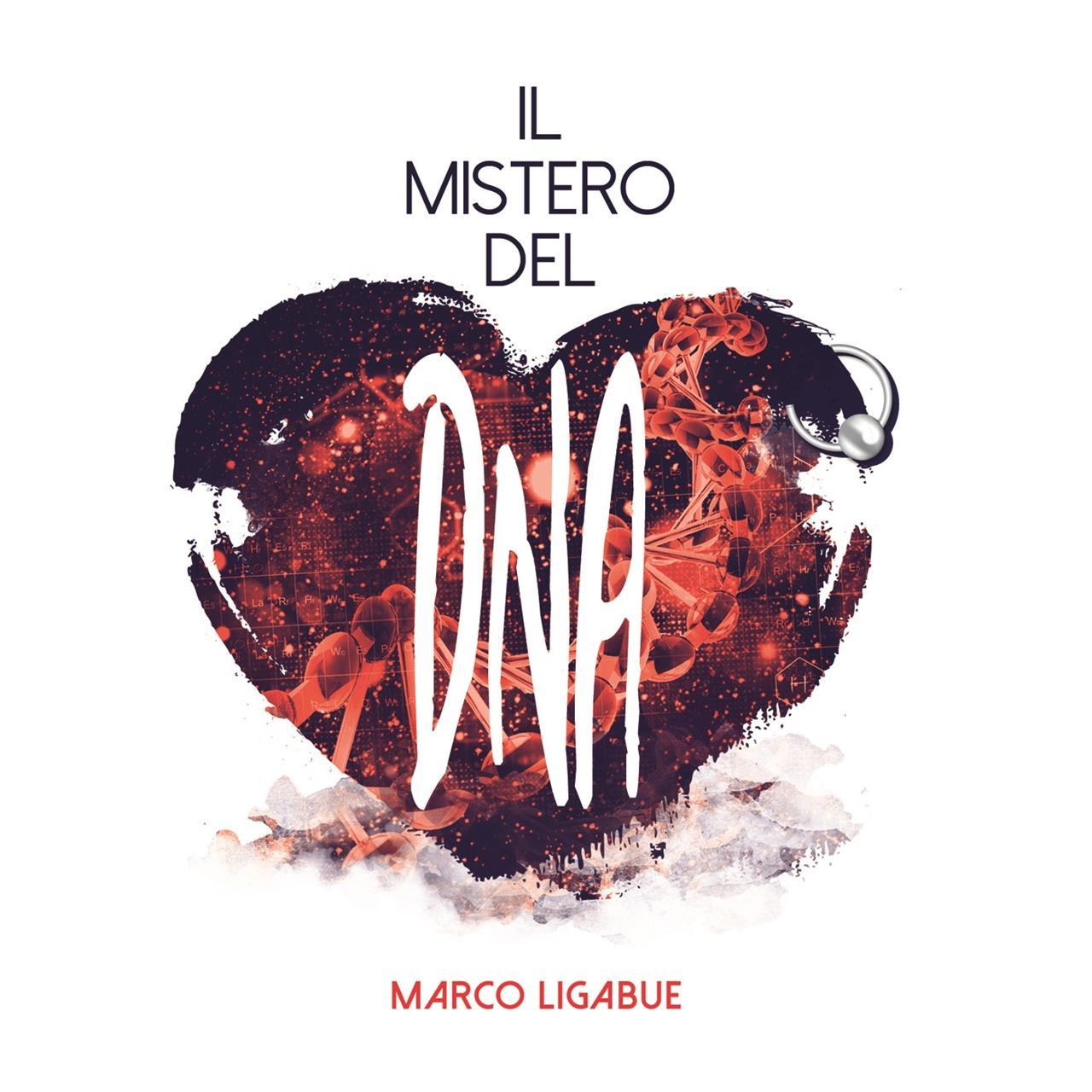 COVER MARCO LIGABUE Il Mistero Del DNA