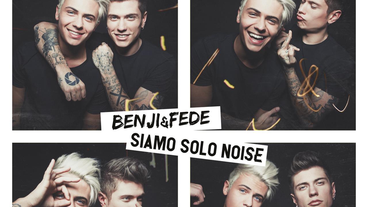 B&F Siamo Solo Noise Standard Front