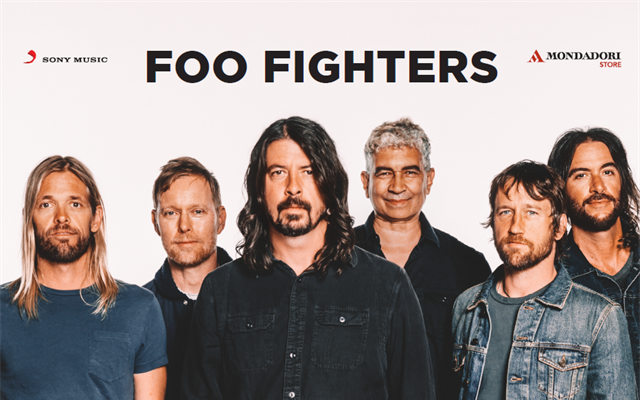 Cover Foo Fighters