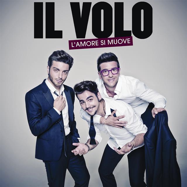 Il Volo Album Cover