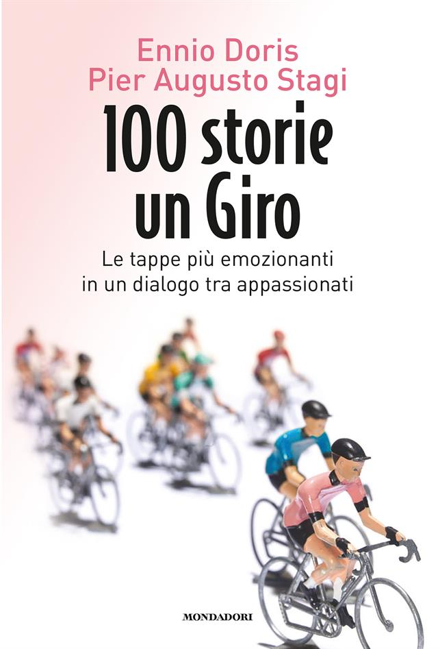 100 Storie Un Giro Copertina