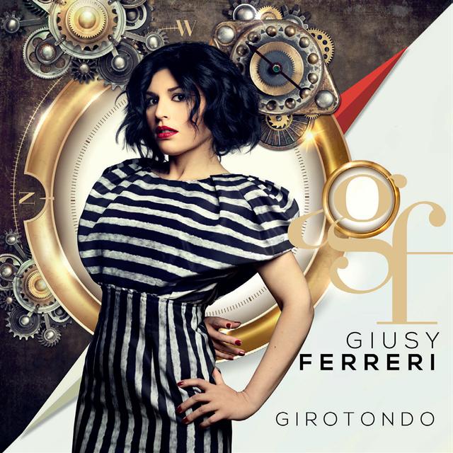 Cover Giusy Ferreri