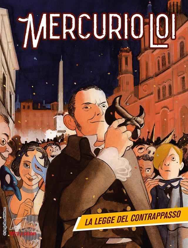 Mercurio Loi La Legge Del Contrappasso