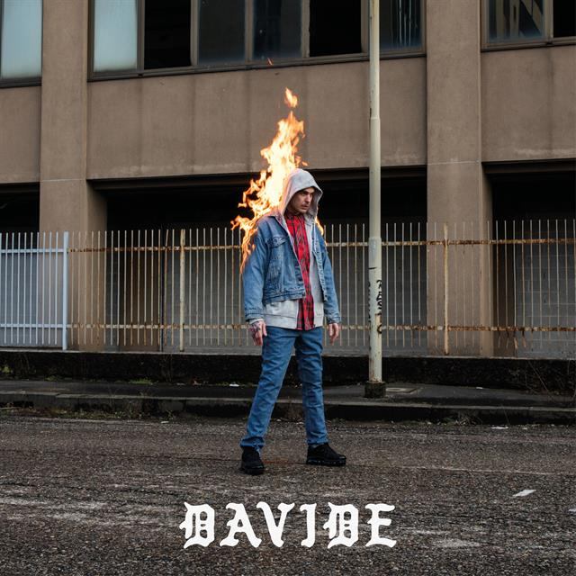 COVER DEFINITIVA DAVIDE