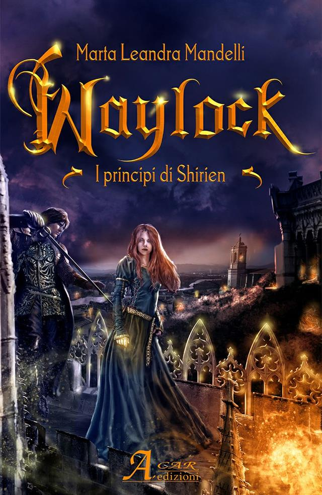 Cover Waylock I Principi Di Shirien