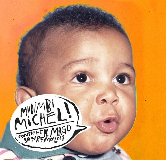 Cover Album MICHEL Sticker