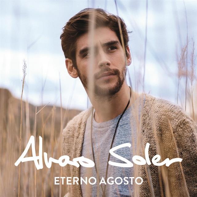 Alvaro Soler Cover Album Eterno Agosto 300CMYK