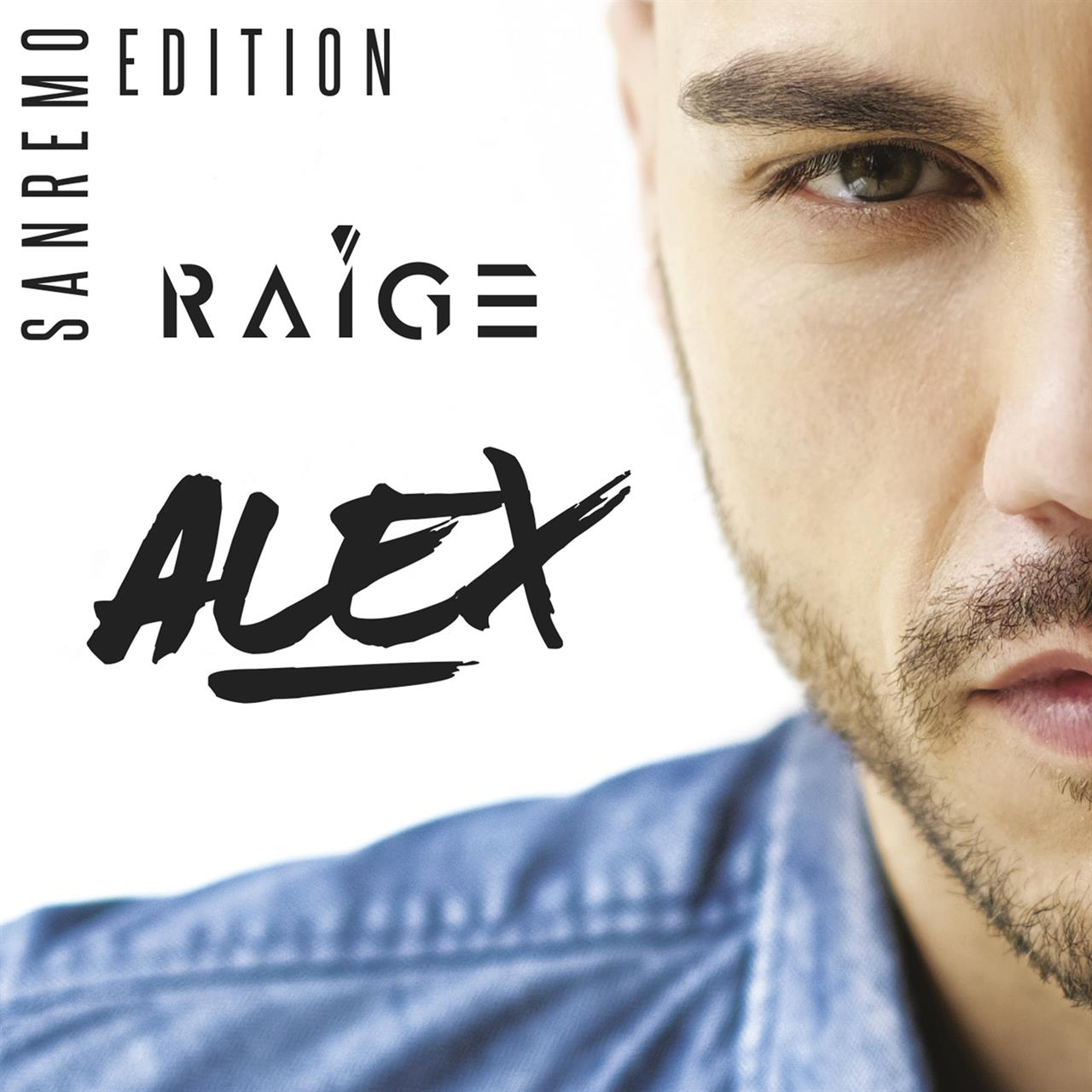RAIGE Cover Alex Sanremo Edition
