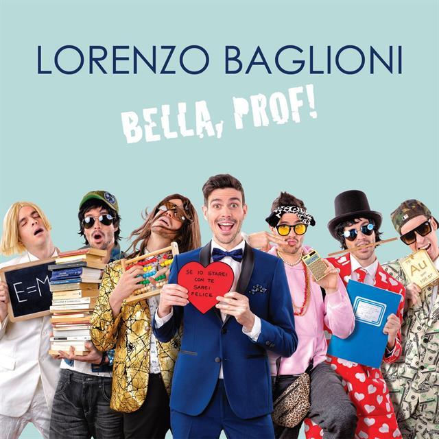 Cover Bella Prof Baglioni