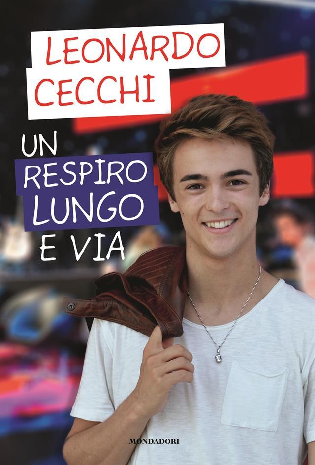 COVER Un Respiro Lungo E Via LEONARDO CECCHI