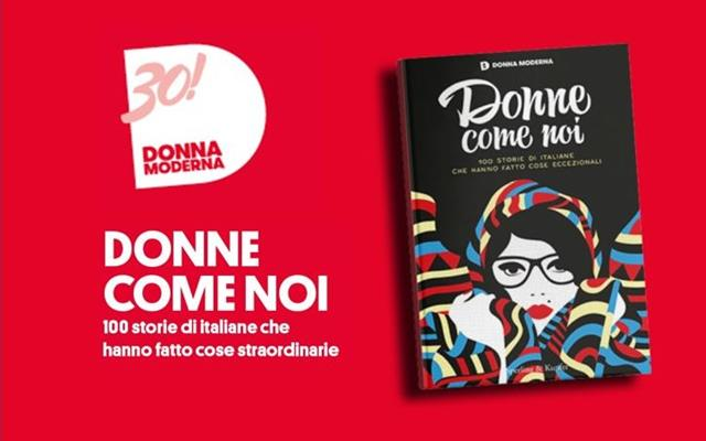 Cover Donne Come Noi Slider